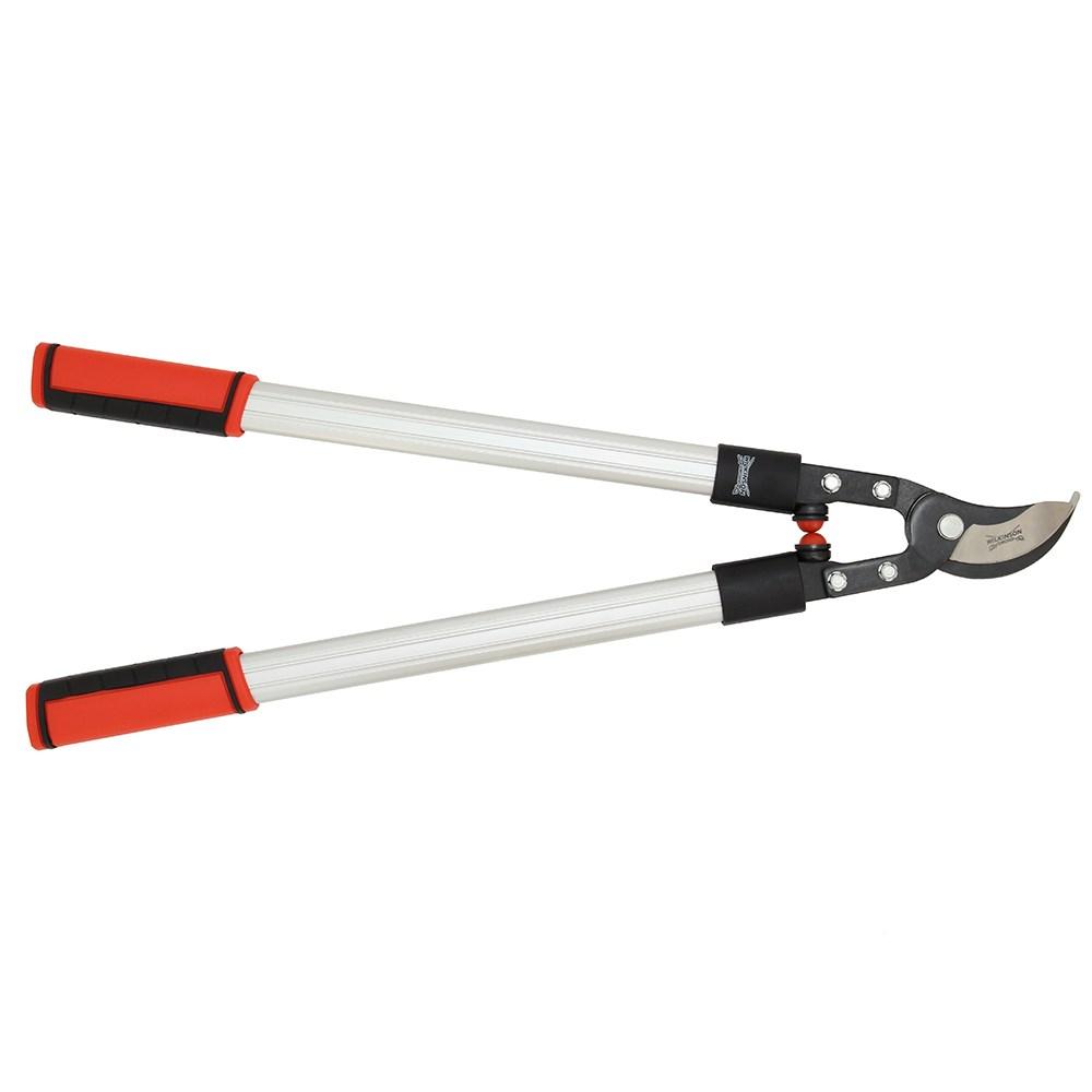 Garden loppers garden tools ratchet pruners ratchet for Gardeners trimming tool