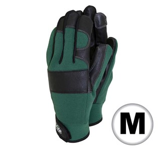 Elite Leather Gloves - Medium