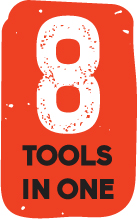 8 Tools in 1
