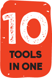 10 Tools in 1